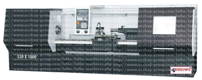 CNC Lathe Machine